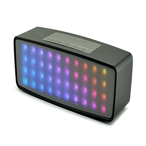 JY- Lighting Bluetooth Speaker Parlantes 3D Surround Subwoofer Stereo - CELLRIZON  - 2