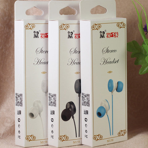 M158 Tuning ear headphones - CELLRIZON