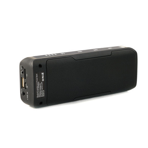High Quality Hifi Touch Stereo Outdoor Portable Bluetooth Speaker J6 Power Bank 4000mAh NFC - CELLRIZON