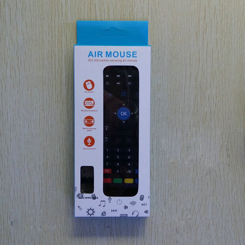 MX3-M wireless mini remote & air mouse/touch mouse - CELLRIZON