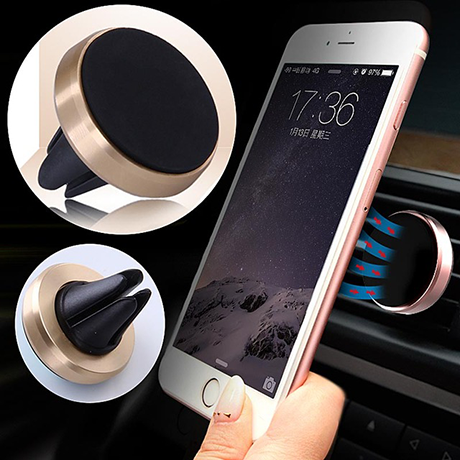 Powerful Magnet Car Phone Holder