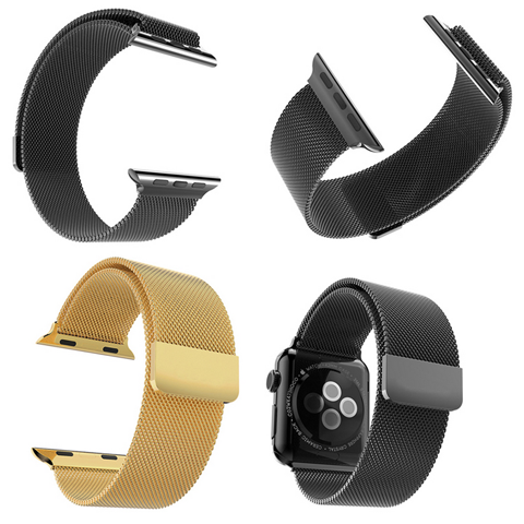 42mm Apple Watch Band Strap with adapter - CELLRIZON