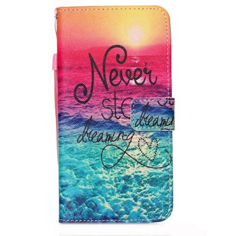 Never Stop Dreaming Stand Case For Samsung Note 5 - CELLRIZON