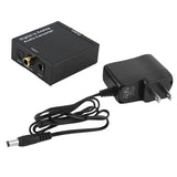 4K1 HDMI 1.4 Digital to Analog Audio Converter Coaxial + Power Supply US/EU Plug - CELLRIZON