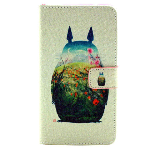 Side Flip Leather Case for Samsung Note 4 - CELLRIZON