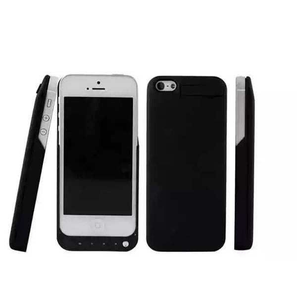4000MAH Cell Phone Case for iPhone5/5s/SE Protect Shell Mobile Phone Case