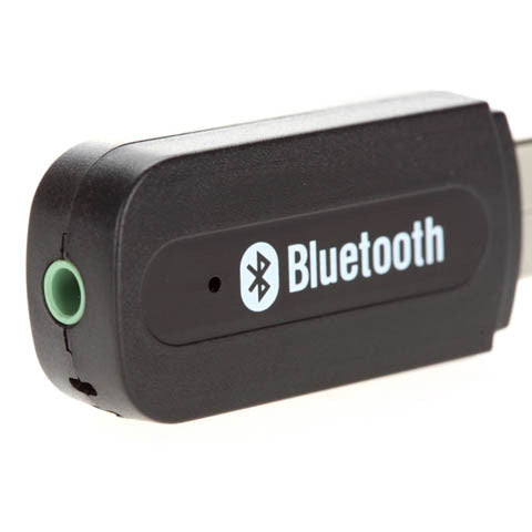 Bluetooth Audio Music Receiver Wireless Adapter 3.5mm USB - CELLRIZON  - 3
