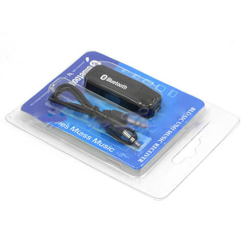 Clearance Bluetooth Audio Music Receiver Wireless Adapter 3.5mm USB