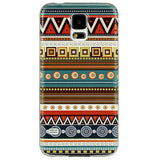 Tribe Pattern Hard Case for Samsung S5 - CELLRIZON