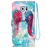 Wing Stand Case For Samsung Galaxy S6 Edge Plus - CELLRIZON