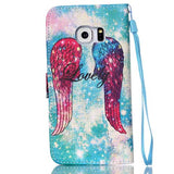 Wing Stand Case For Samsung Galaxy S6 Edge - CELLRIZON