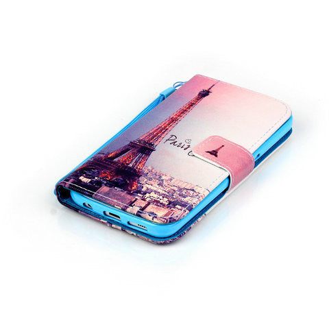 Eiffel Tower 2 Card Slot Case For Samsung Galaxy S7/S7 edge - CELLRIZON