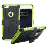 Hybrid Armor Case for iPhone 5 5S - CELLRIZON
