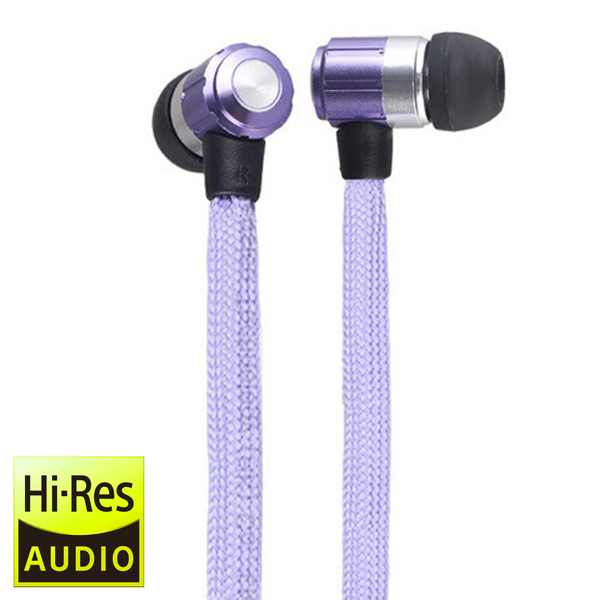 Shoelace Rope High Performance Headphones