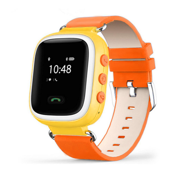 Smart Watch Locator Tracker Anti-Lost Wrist watch Child Guard for iOS Android