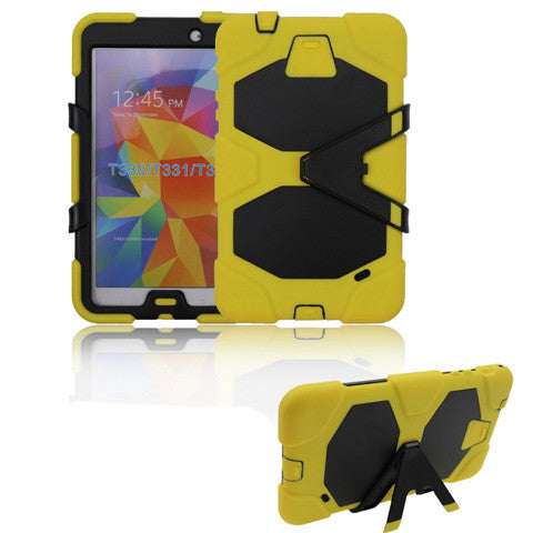 Silicone with PC Back Cover For Samsung GALAXY Tab 4 T330 - CELLRIZON