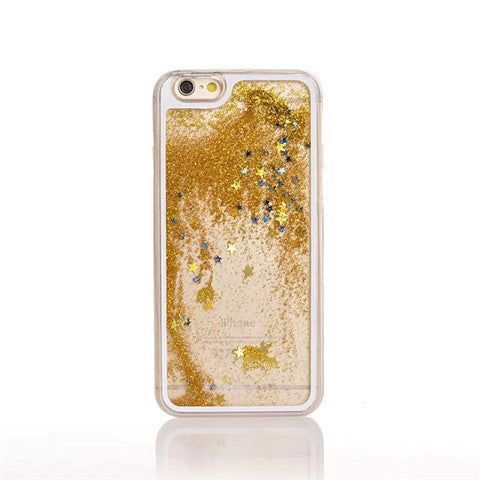 Glitter Quicksand Hard Case for iPhone 6 & 6S - CELLRIZON