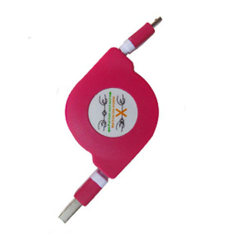 1M Retractable Cable for Android Phones - CELLRIZON  - 2