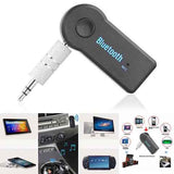 3.5mm Car Home Stereo Audio Bluetooth Hands-free Music Receiver - CELLRIZON  - 5