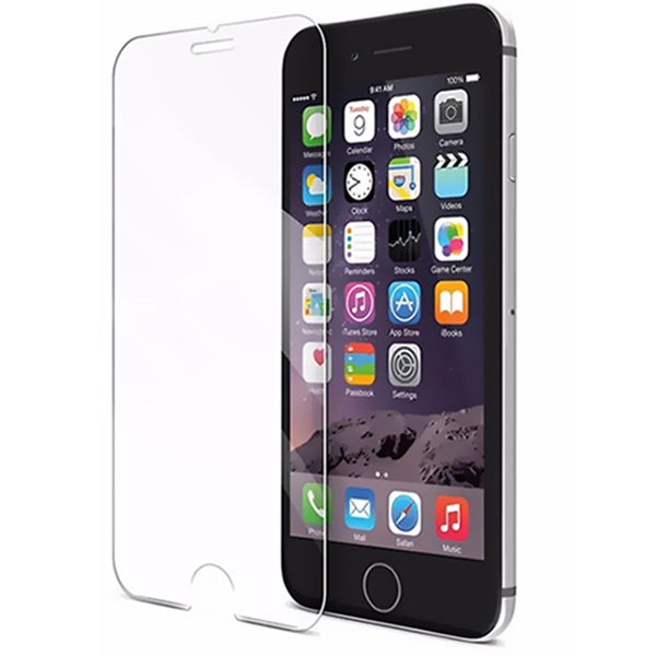 2 Pack Ultra Thin Clear Front LCD Screen Protector Guard Film For iPhones - CELLRIZON  - 1
