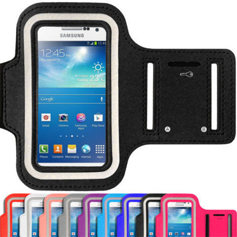 Sport Armband Case for Samsung Galaxy S6 - CELLRIZON