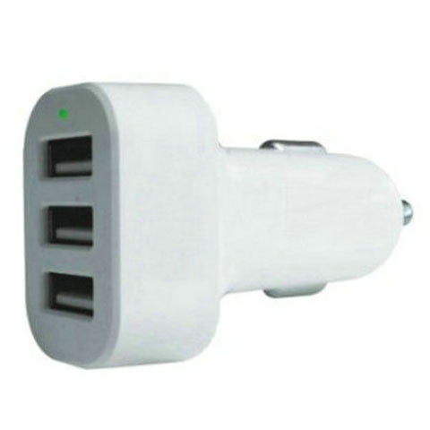 5.1A Plug 3-Port USB Charger - CELLRIZON