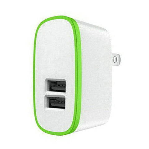 2.1A US Plug 2-Port USB Charger - CELLRIZON