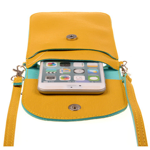Mini Minions Inclined Shoulder Bag - Yellow - CELLRIZON