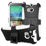 Armor Soft TPU Case For HTC One M8