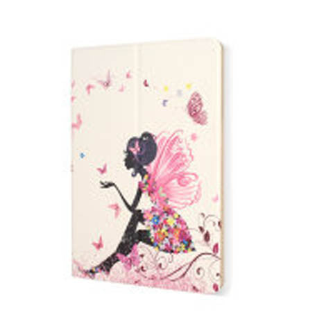 Butterfly Girl Stand Case For Ipad 5 /Ipad Air - CELLRIZON