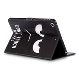 No Touch Leather Case for iPad Air - CELLRIZON