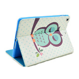 Sleeping Cat Leather Case for iPad Air - CELLRIZON