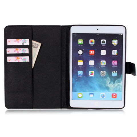 No Touch Leather Case for iPad mini2 - CELLRIZON
