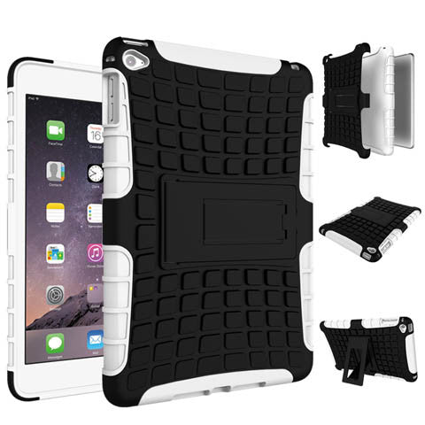 Armor Soft TPU Case for ipad mini4 - CELLRIZON