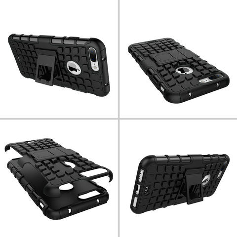 ANTI-SHOCK ARMOR HYBRID ARMOR STAND CASE FOR IPHONE 7 or IPHONE 7 PLUS' - CELLRIZON  - 11