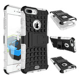 ANTI-SHOCK ARMOR HYBRID ARMOR STAND CASE FOR IPHONE 7 or IPHONE 7 PLUS' - CELLRIZON  - 7
