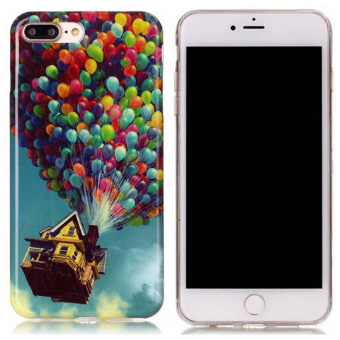 Balloon Up TPU Case for iPhone 7 plus