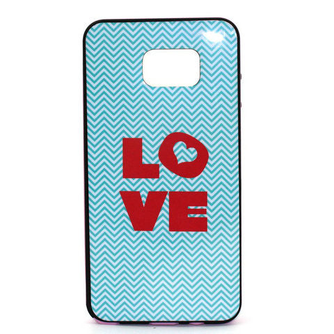 LOVE Phone Case Plus Border For Samsung Galaxy Note 5 - CELLRIZON