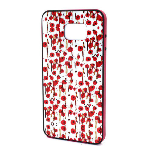 Cherry String Phone Case Plus Border For Samsung Galaxy Note 5 - CELLRIZON