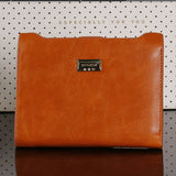 With the case of purse, wallet women zipper new, brand purse, wallet thin, passport holders, identity card - CELLRIZON