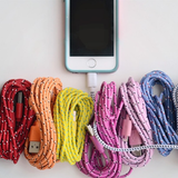 Multi type ChargeSync Braided Cable for iPhone and iPad - CELLRIZON  - 6