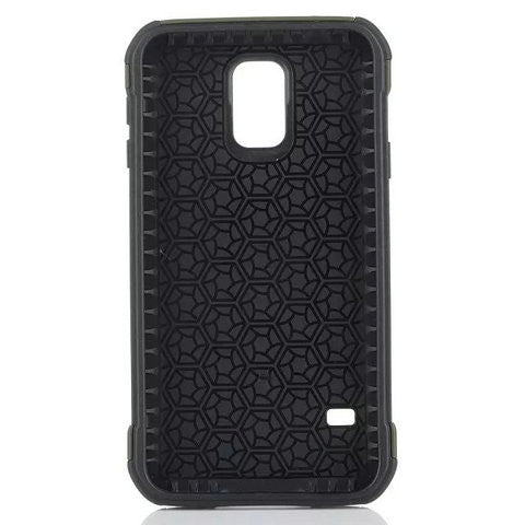 Camouflage Case Cover For Samsung Galaxy S5 - CELLRIZON