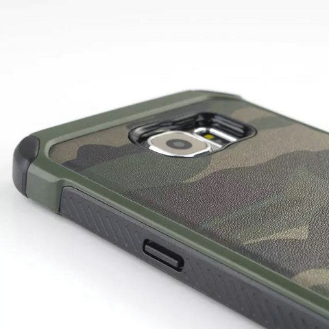 Camouflage Case Cover For Samsung Galaxy S6 - CELLRIZON