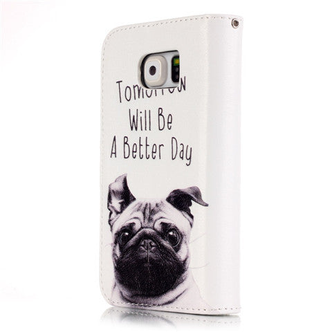 9 Cards Tomorrow will be a better day phone case for iphone 6/6 plus - CELLRIZON  - 5