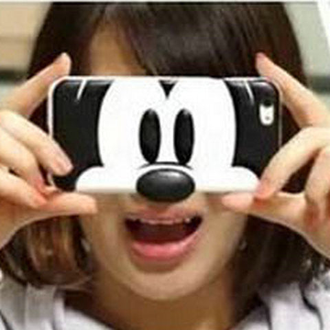 Minnie Mickey Mouse Donald Duck 3D Cases iPhone 6 - CELLRIZON