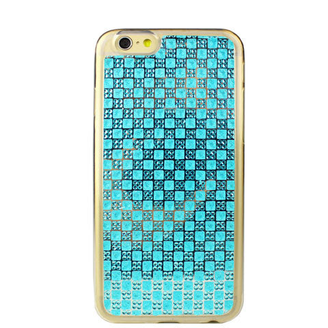 TPU transparent Scrub drill paste Case for iphone 6 4.7inch - CELLRIZON