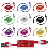 1M Retractable Cable for Android Phones - CELLRIZON  - 1