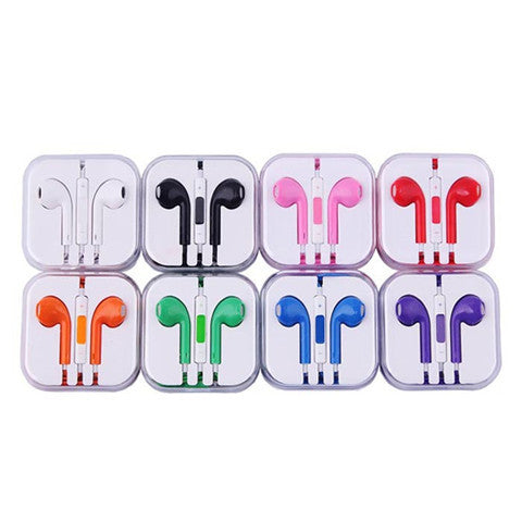 In-Ear Headset for iPhone 5 6 6 Plus - CELLRIZON
