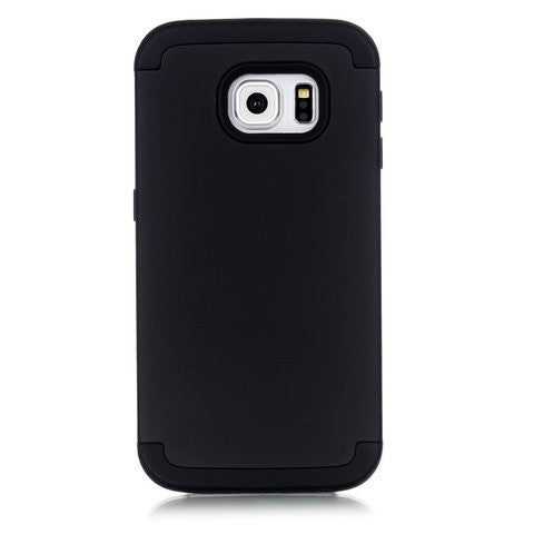 Silicone PC Case for Samsung S6 edge- F Style - CELLRIZON