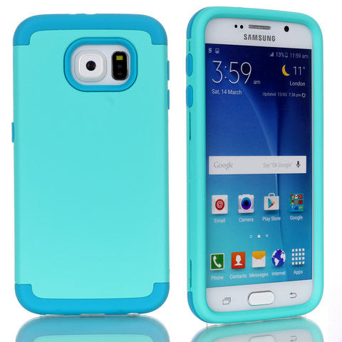 Novel Design Silicon Case for Samsung S6 - F Style - CELLRIZON
